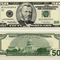 Acquista dollari americani falsi
