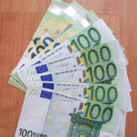 Acquista banconote da 100 euro