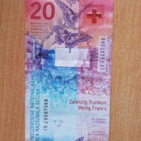 Acquista 1000 franchi svizzeri